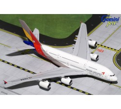 Asiana Airlines Airbus A380-800 1:400 -Modelshop