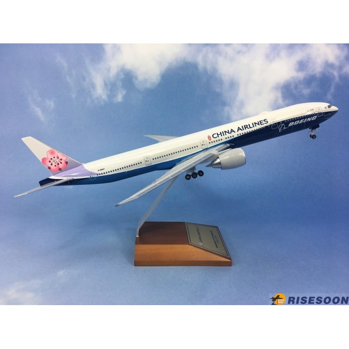China Airlines Boeing B777-300ER (Boeing Livery) 1:200 - Modelshop