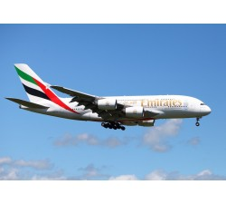 Poster - Emirates A380-800 A6-EEM - Modelshop