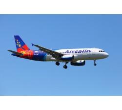 Poster - AirCalin A320-200 F-OZNC - Modelshop