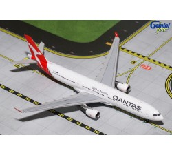 Qantas Airways Airbus A330-300 1:400 - Modelshop
