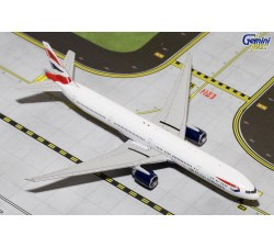 British Airways Boeing B777-300ER 1:400 -Modelshop
