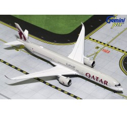 Qatar Airways Airbus A350-1000 1:400 - Modelshop