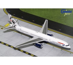 英國航空 '四海一家' British Airways Boeing B757-200 1:200 - Modelshop
