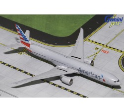 American Boeing B777-300ER N721AN 1:400 - modelshop
