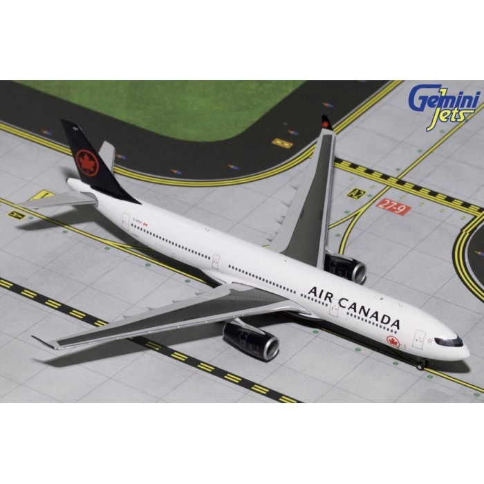 Air Canada A330-300 (2017 Livery) 1:400 - modelshop