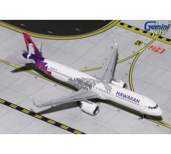 Hawaiian Airlines Airbus A321neo (2017 Livery) 1:400 - modelshop