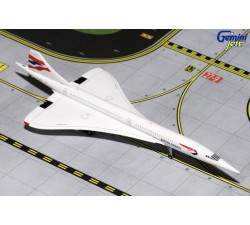 British Airways (Filton) Concorde -Modelshop