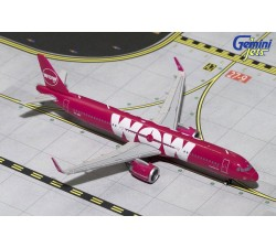 WOW Air A321neo TF-SKY 1:400 - modelshop