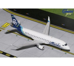 Alaska Airlines ERJ-175 1:200 - modelshop