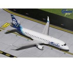阿拉斯加航空 Alaska Airlines Embraer ERJ-175 1:200 - modelshop