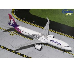 Hawaiian Airlines Airbus A321neo  (2017 Livery)  1:200 - modelshop