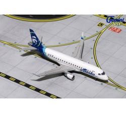 Alaska Airlines Embraer ERJ-175 1:400 - modelshop