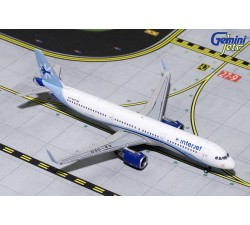 Interjet Airlines Airbus A321(S) (Sharklets) 1:400 - modelshop