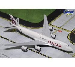 Qatar Airways Cargo Boeing B747-8F 1:400 - modelshop