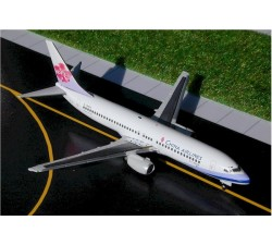 China Airlines Boeing B737-800 1:400 -Modelshop
