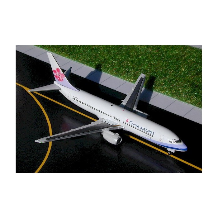 China Airlines Boeing 737-800 1:400