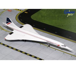 British Airways Concorde (Landor Livery) 1:200 - modelshop