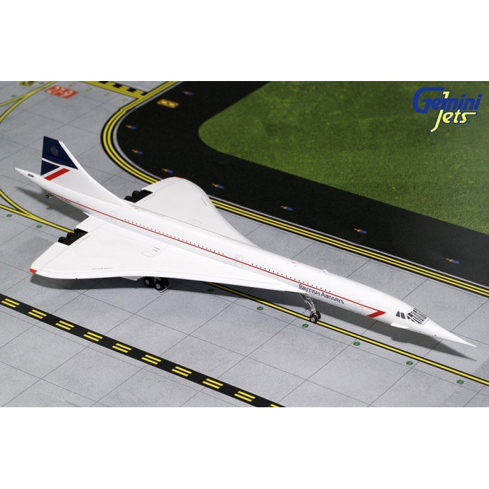 英國航空協和號 British Airways Concorde (Landor Livery) 1:200