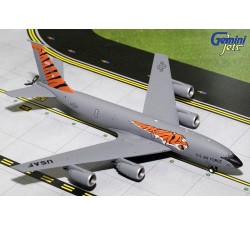 美國空軍 U.S. Air Force KC-135R (New Jersey ANG, Tiger Livery) 1:200 - modelshop