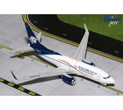 AeroMexico Airlines Boeing 737-700W 1:200