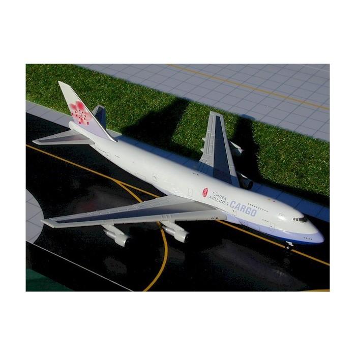 中華航空 China Airlines Cargo Boeing 747-200F 1:400