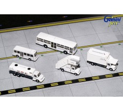 1:200 美國航空地勤車輛 American Ground Trucks - modelshop