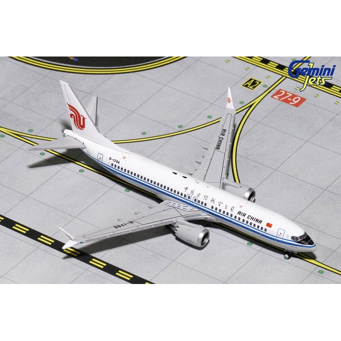 Air China Boeing 737 MAX 8 1:400