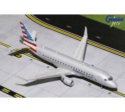 美國航空 American Airlines Embraer ERJ-175 1:200 - modelG2AAL715shop