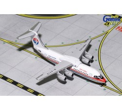 中國東方航空 China Eastern Airlines BAe 146-300 1:400 - modelshop