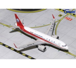 Sichuan Airlines Airbus A320neo 1:400 - modelshop