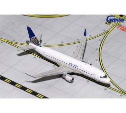 United Airlines Embraer ERJ-175 1:400 - modelshop