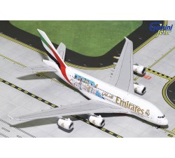 "Emirates Airbus A380-800 ""Real Madrid"" 1:400"