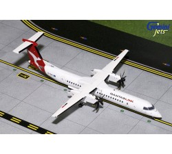 澳洲航空 Qantas Airways Dash 8Q-400 1:200 - Modelshop