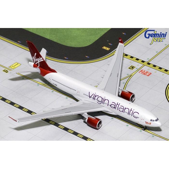 Virgin Atlantic airways Airbus A330-200 1:400