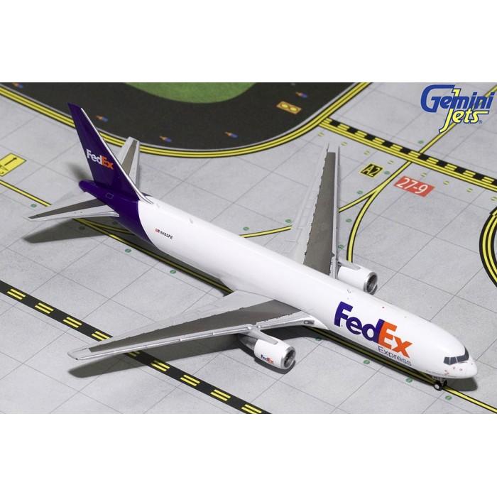 FedEx Boeing 767-300F 1:400
