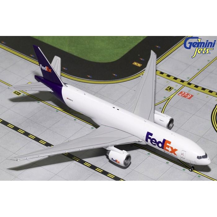 FedEx Boeing 777F 1:400