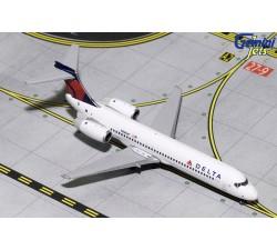 達美航空 Delta Airlines Boeing B717-200 1:400 - modelshop