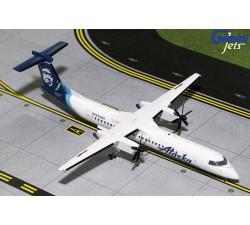 Alaska Airlines Dash 8 Q-400 1:200 - modelshop