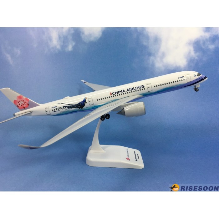 China Airlines Airbus Syrmaticus Mikado A350-900 1:200
