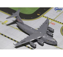 美國空軍 USAF Boeing C-17 Globemaster III Memphis ANG 1:400 - Modelshop