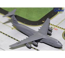 美國空軍 USAF Lockheed C-5M Travis AFB 1:400 - Modelshop