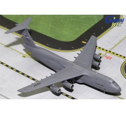 USAF Lockheed C-5M Travis AFB 1:400 - Modelshop