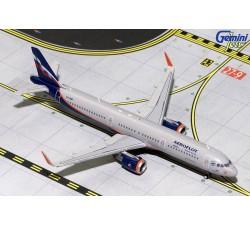 Aeroflot Airbus A321(S) (Sharklets) 1:400 - modelshop