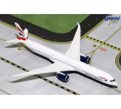英國航空 British Airways Airbus A350-1000 1:400 - modelshop