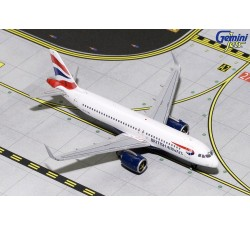 British Airways Airbus A320neo 1:400 - modelshop