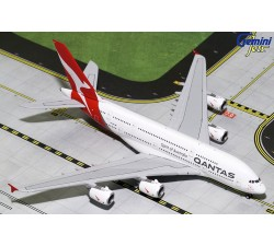 澳洲航空 Qantas Airways Airbus A380-800 new livery 1:400 - modelshop