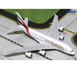 Emirates Airbus A380-800 (New Expo 2020 Logo) 1:400 - modelshop