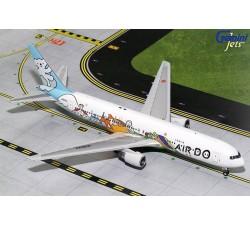 北海道國際航空 Air Do B767-300 (Beardo Hokkaido Jet) 1:200 - modelshop