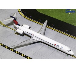Delta Air Lines MD-90 1:200 - modelshop